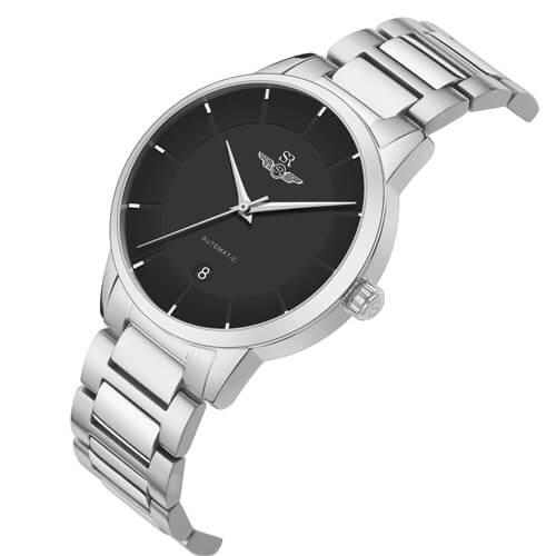 Đồng hồ nam SRWATCH SG8881.1101AT đen-1