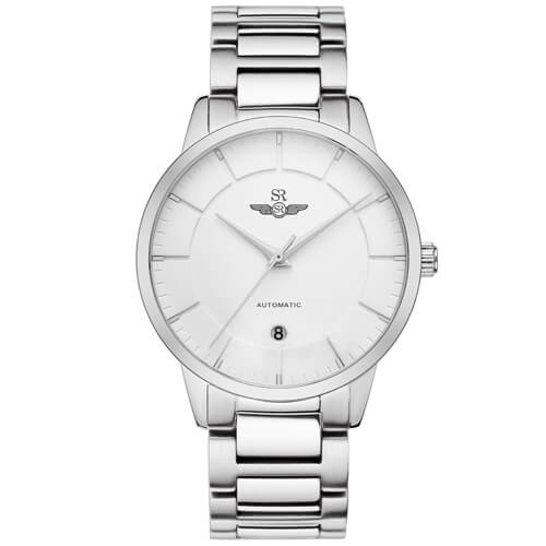 Đồng hồ nam SRWATCH SG8881.1102AT trắng