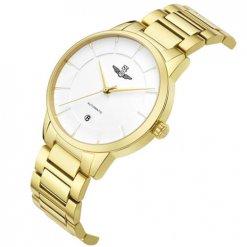 Đồng hồ nam SRWATCH SG8881.1402AT trắng-1