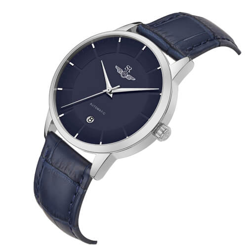 Đồng hồ nam SRWATCH SG8882.4103AT xanh-1