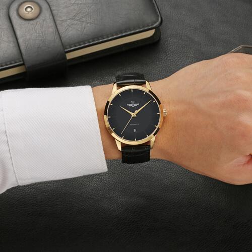 Đồng hồ nam SRWATCH SG8882.4601AT đen-3