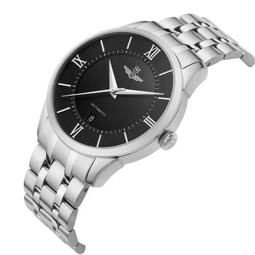 Đồng hồ nam SRWATCH SG8883.1101AT đen-1