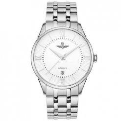 Đồng hồ nam SRWATCH SG8883.1102AT trắng