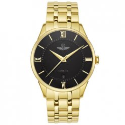 Đồng hồ nam SRWATCH SG8883.1401AT đen