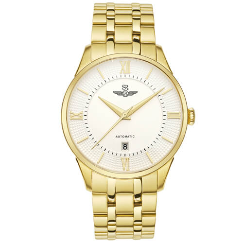 Đồng hồ nam SRWATCH SG8883.1402AT trắng