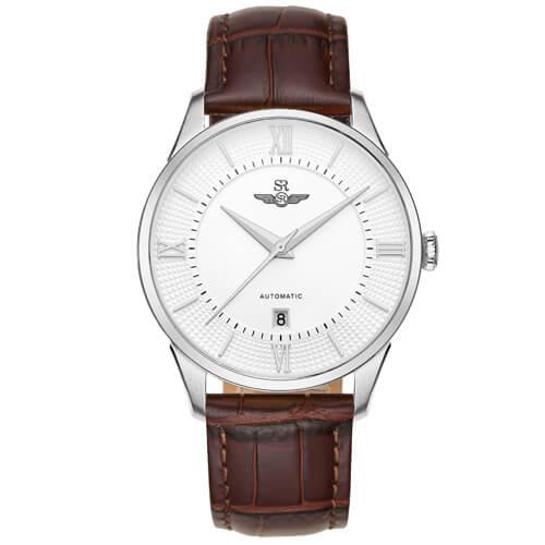 Đồng hồ nam SRWATCH SG8884.4102AT trắng