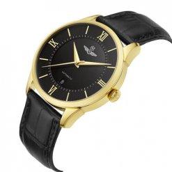 Đồng hồ nam SRWATCH SG8884.4601AT đen-1