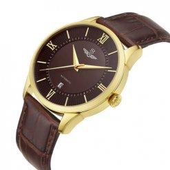 Đồng hồ nam SRWATCH SG8884.6103AT nâu-1