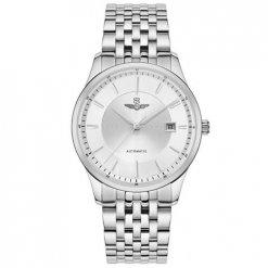 Đồng hồ nam SRWATCH SG8885.1102AT trắng