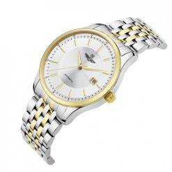Đồng hồ nam SRWATCH SG8885.1202AT trắng-1