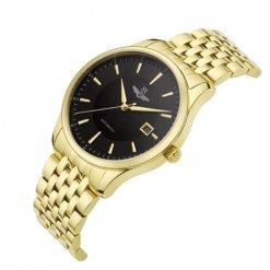 Đồng hồ nam SRWATCH SG8885.1401AT đen-1