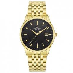 Đồng hồ nam SRWATCH SG8885.1401AT đen