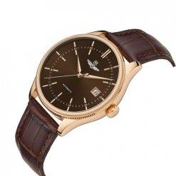Đồng hồ nam SRWATCH SG8886.6103AT nâu-1
