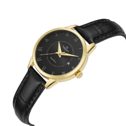 Đồng hồ nữ SRWATCH SL1057.4601TE đen-1