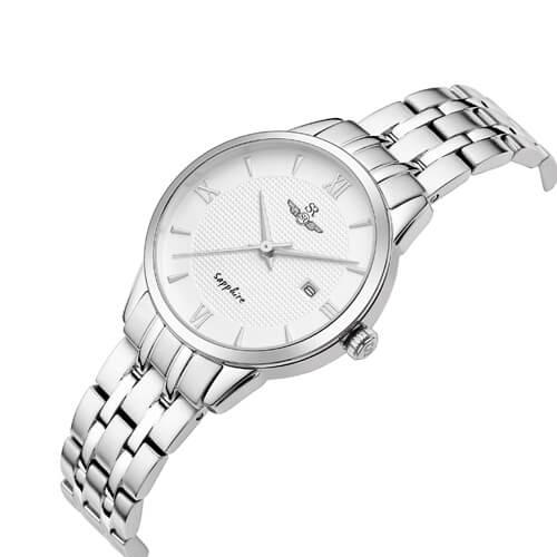 Đồng hồ nữ SRWATCH SL1071.1102TE trắng-1