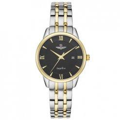 Đồng hồ nữ SRWATCH SL1071.1201TE đen