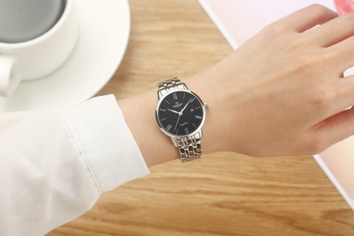 Đồng hồ nữ SRWATCH SL1074.1101TE đen-3
