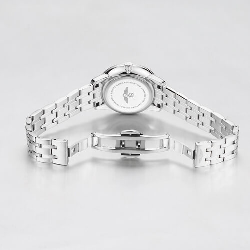 Đồng hồ nữ SRWATCH SL1074.1102TE trắng-2