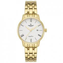 Đồng hồ nữ SRWATCH SL1074.1402TE trắng