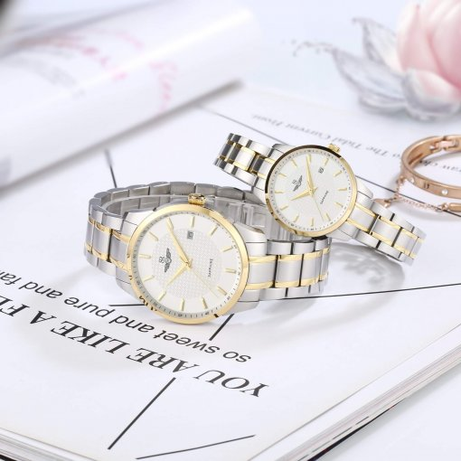 SRWATCH Couple-F SG80081.1202CF
